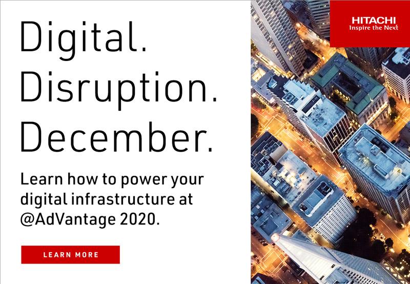 @AdVantage 2020: Digital und disruptiv im Dezember