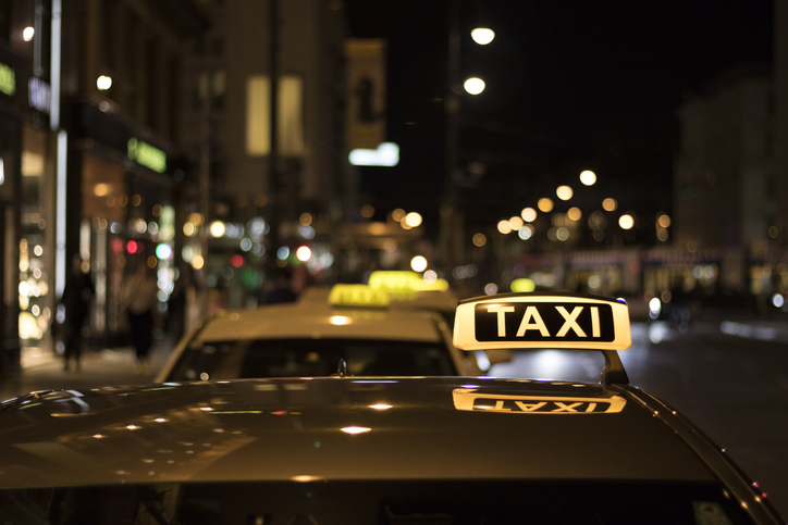 Was Zero-Trust-Modelle mit Taxis gemeinsam haben