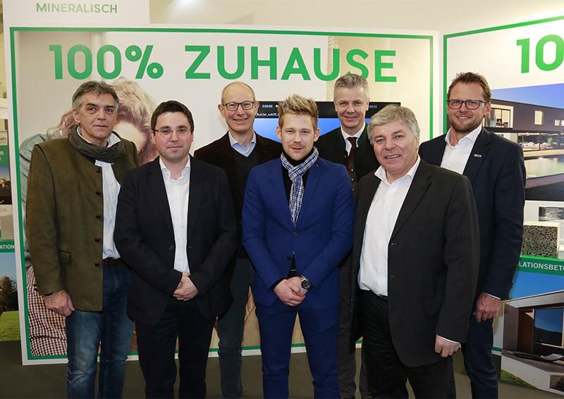 """""""100% Haus"""" feiert Premiere auf der Häuslbauermesse Graz 2017"""