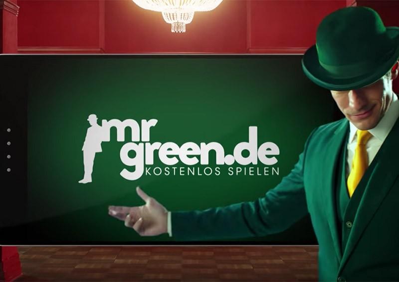 Der neue TV Spot von Mr. Green