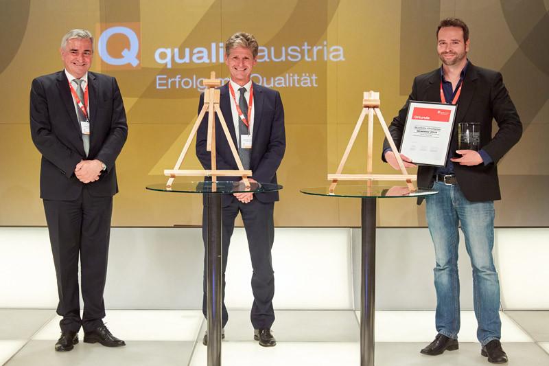 Auszeichnung der besten Ideen und Persönlichkeiten: Champions und Talente im Qualitätsmanagement gesucht