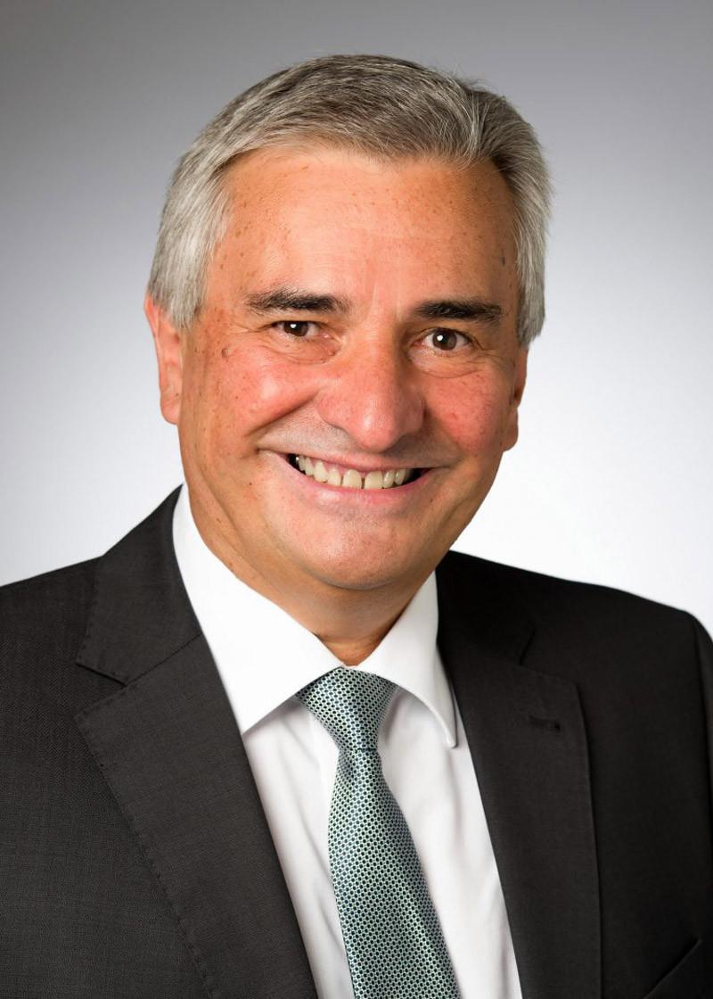 Konrad Scheiber erhält EOQ Georges Borel Award