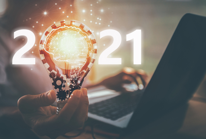 2021: Technologie bringt Geschäftserfolg