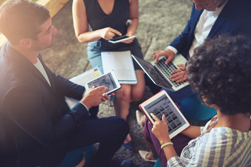 Wie der digitale Arbeitsplatz Universitäten Vorteile bringt