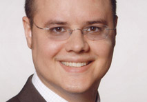 Alexander Artner, Sales Manager Eizo, Avnet Technology Solutions.