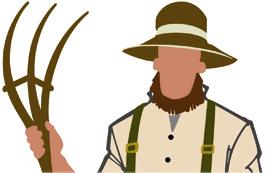 Die Amish, der Bischof und die Regeln